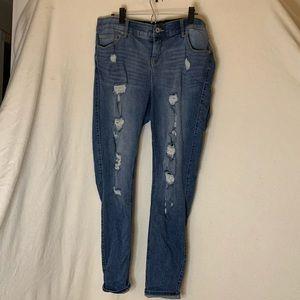 TORRID Dest Bombshell Skinny Jeans - Size 18 T